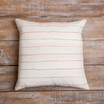 SQUARE FOLDED CORAL PILLOW COVER - CREATIVE WOMEN