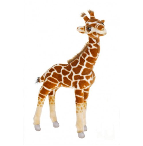 BABY GIRAFFE - HANSA TOY-children-todler-kids-baby-clothing-shopboygirl