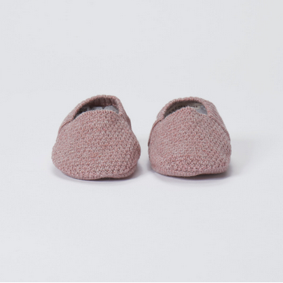 SEED STITCH NEWBORN BOOTIES - TANE ORGANICS-children-todler-kids-baby-clothing-shopboygirl