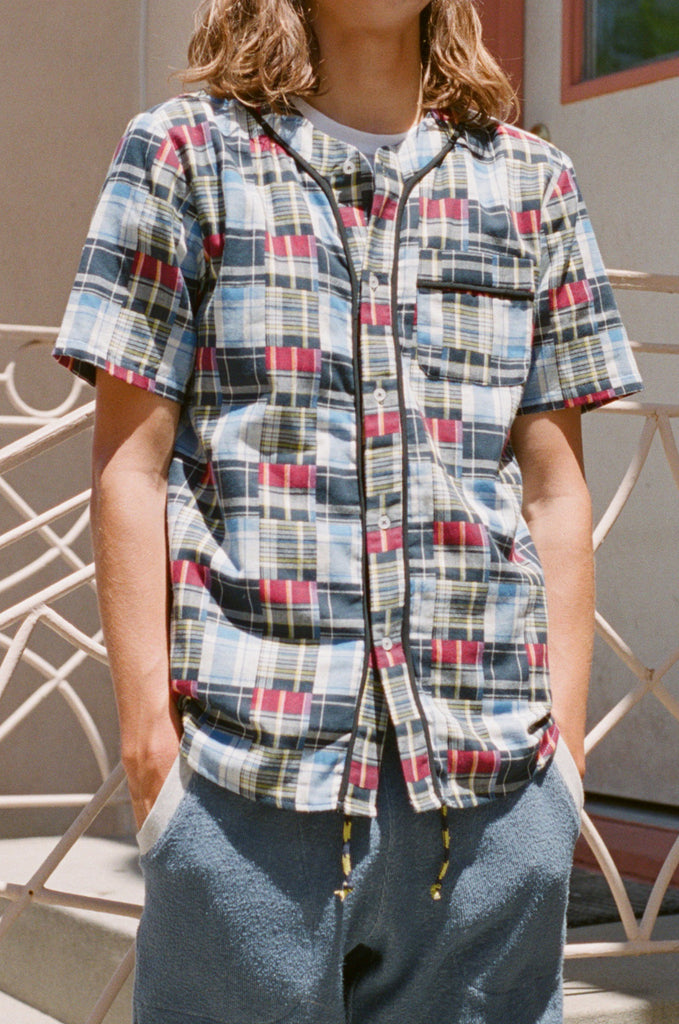 S/S BASEBALL SHIRT - shopboygirl