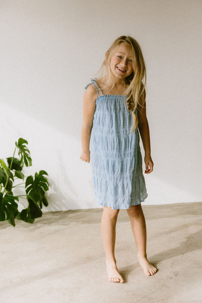 ROUCH LAGOON DRESS