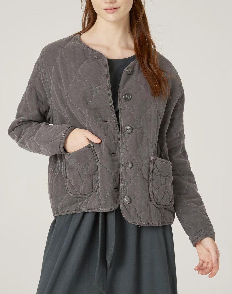 WOMENS KAYLA QUILTED JACKET