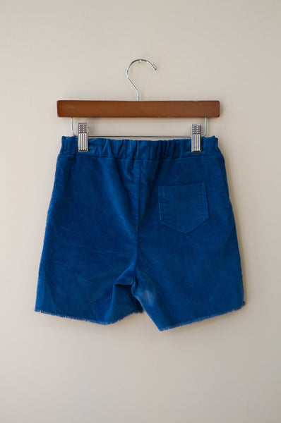 CORD TRUNK SHORT