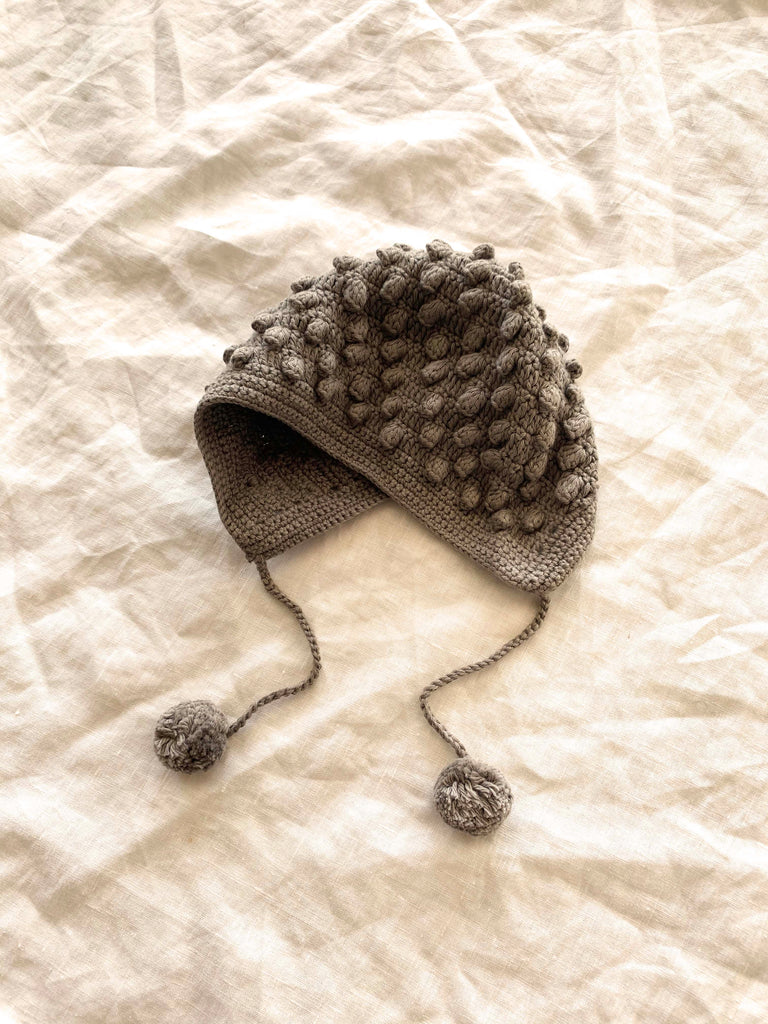 POM BONNET - TANE ORGANICS-children-todler-kids-baby-clothing-shopboygirl