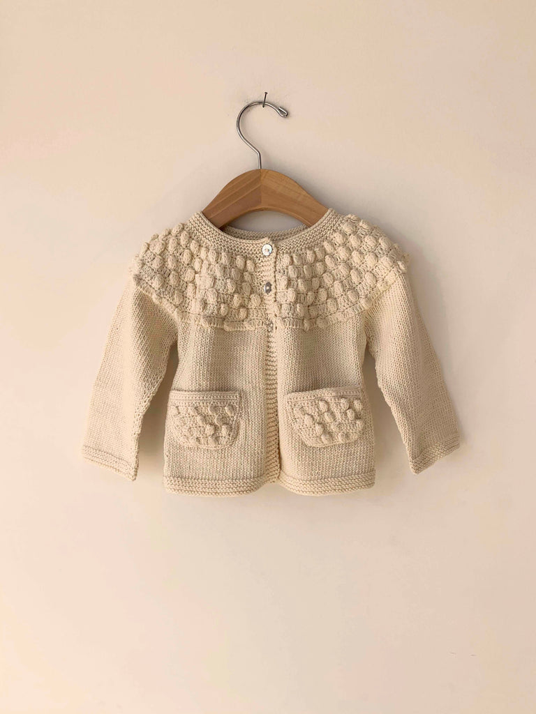 POM YOKE CARDIGAN - TANE ORGANICS-children-todler-kids-baby-clothing-shopboygirl