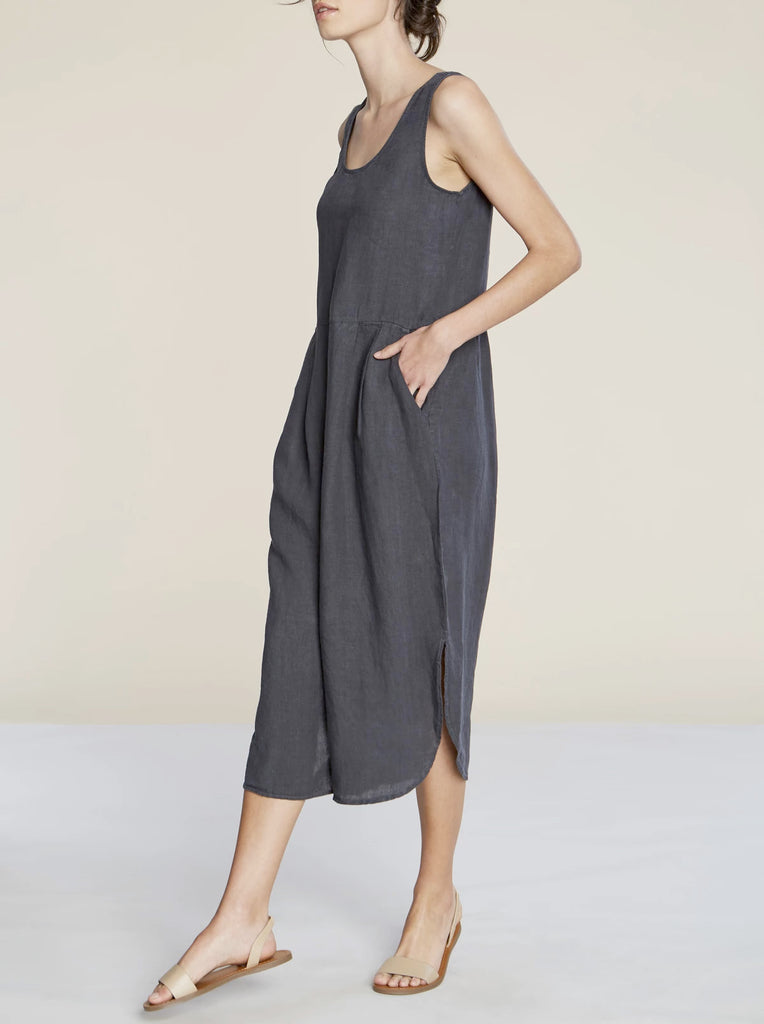 WOMENS SAM LINEN JUMPSUIT