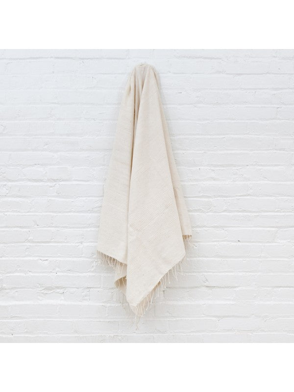 NATURAL COTTON BATH TOWEL - RIVIERA-children-todler-kids-baby-clothing-shopboygirl