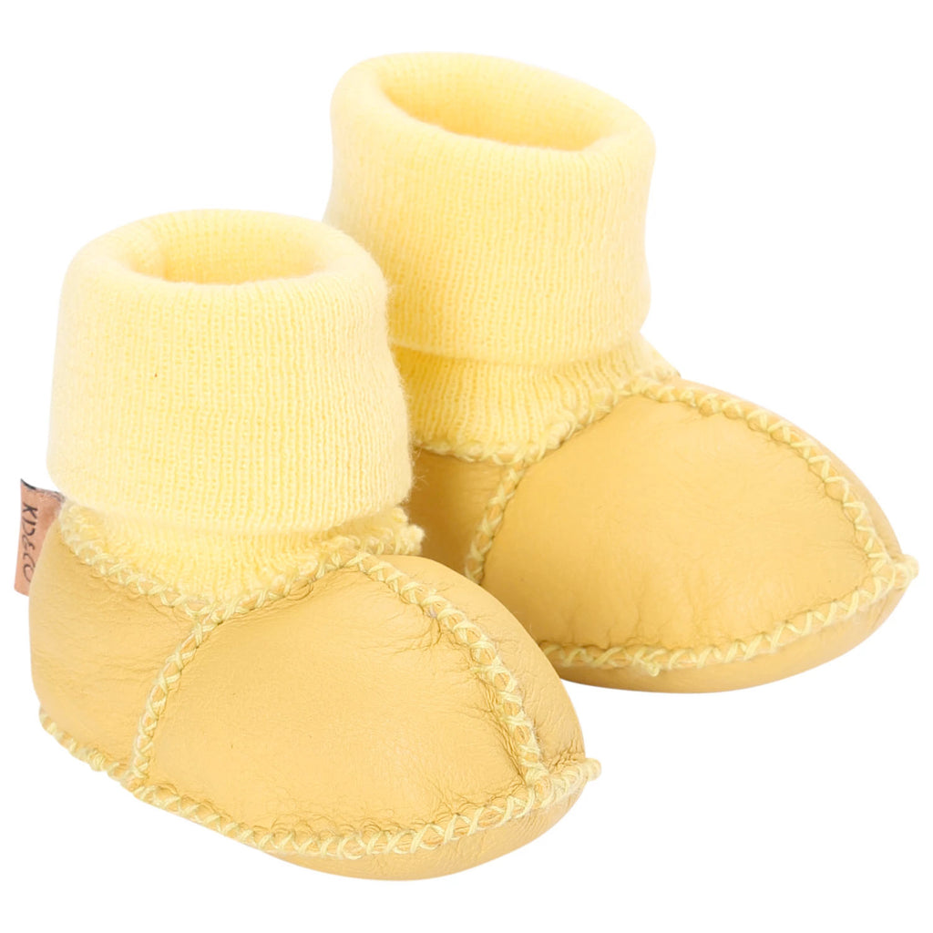 LINED BABY BOOTIES