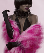 faux fur accessories - Kali4Kouture