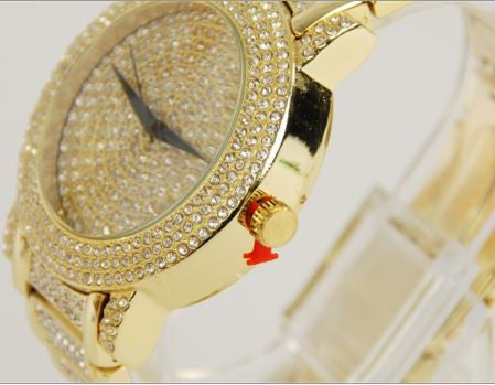 K4K Roleksy Wristwatch - Gold - Kali4Kouture