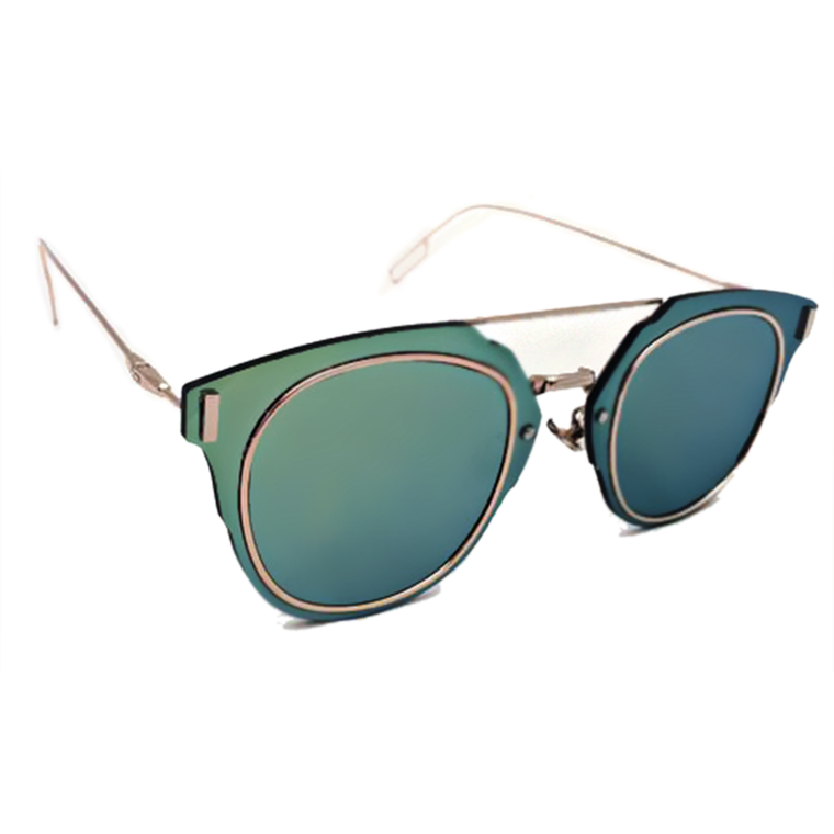 BROWLINE SHADES - BLUE MINT