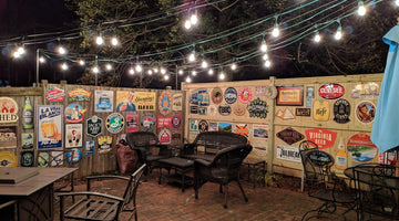 Rad outdoor patio earns owner the title of