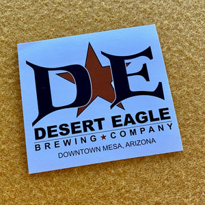 Desert Eagle Brewing Co Sticker