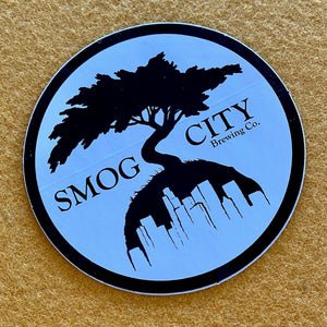 Smog City Brewing Co Sticker