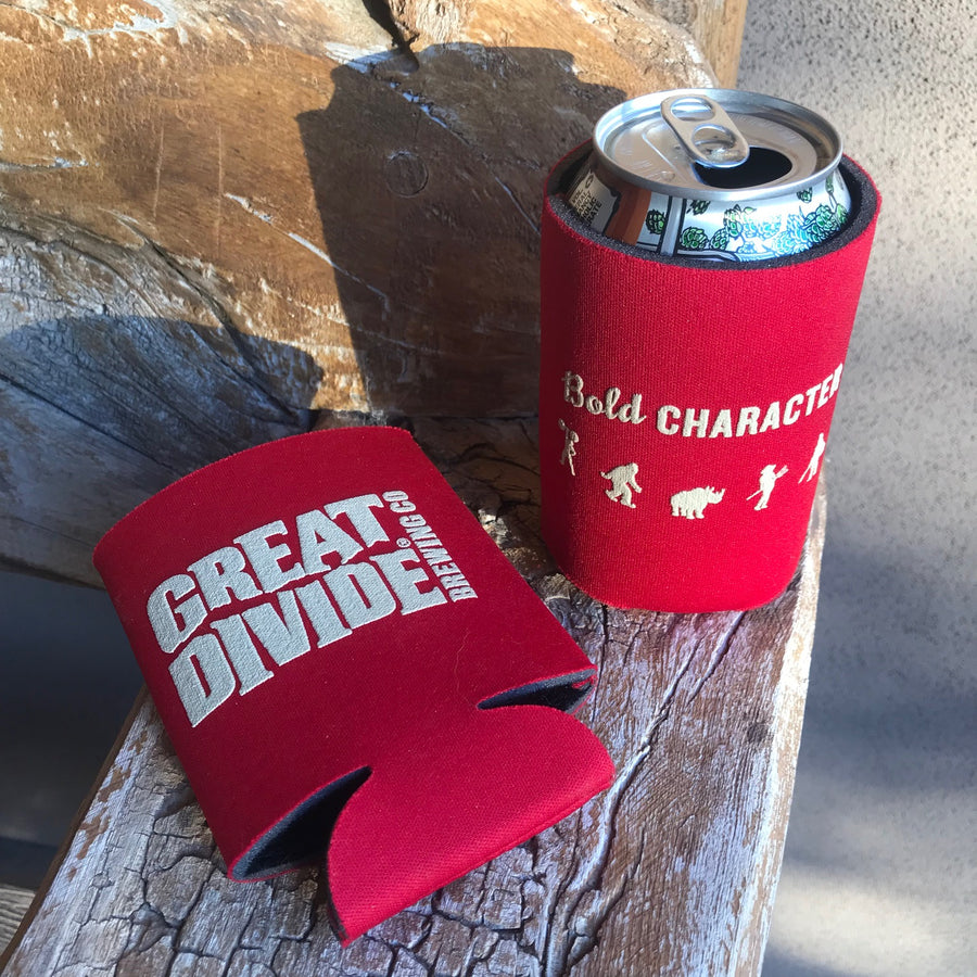 Great Divide Brewing Co Bold Character Koozie