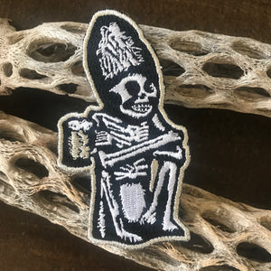 Rogue Ales Dead Guy Embroidered Patch