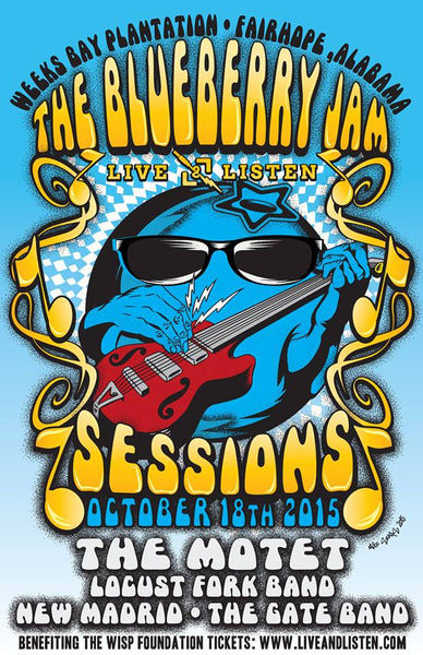 c86e7524 Live & Listen is pleased to announce the details and lineup for our latest  series of events, The Blueberry Jam Sessions. The Blueberry Jam Sessions  will be ...