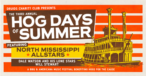 287db4c7b Hog Days of Summer Will Feature North Mississippi Allstars   More May 23