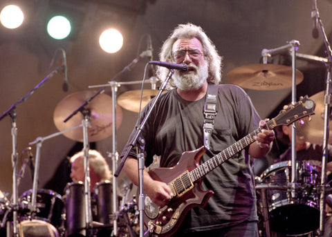 Grateful Dead Meet Up Announced For Jerry Garcia S 75th