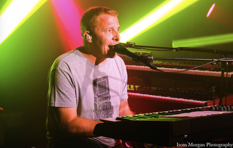 Life On The Road With Spafford: An Interview With Jordan