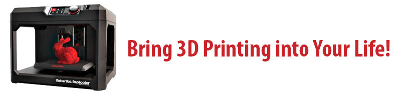 Bring 3D Printing to Your Class, Office or Home