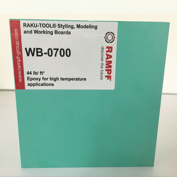 Raku Tool 44lb Epoxy Board by Rampf - WB-0700 Green