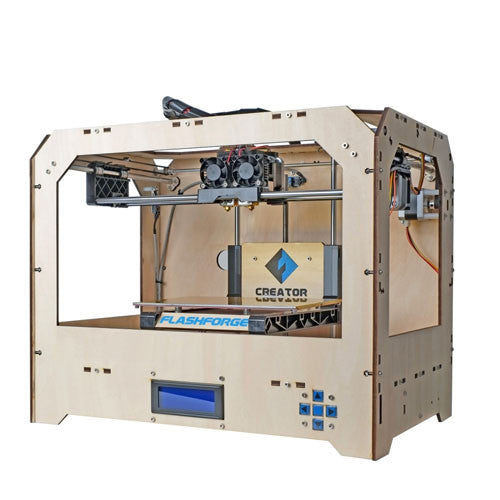 Flashforge Creator Dual Extruder 3D Printer