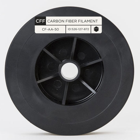 MarkForged Carbon Fiber CFF 3D Printer Filament