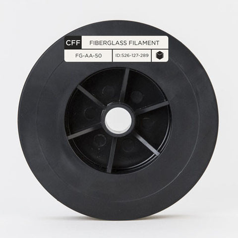 MarkForged high temp high strength fiberglass filament