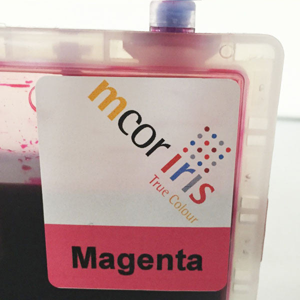MCOR Iris Magenta Ink Cartridge Replacement