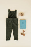Pocket Overall in Heathered Forest