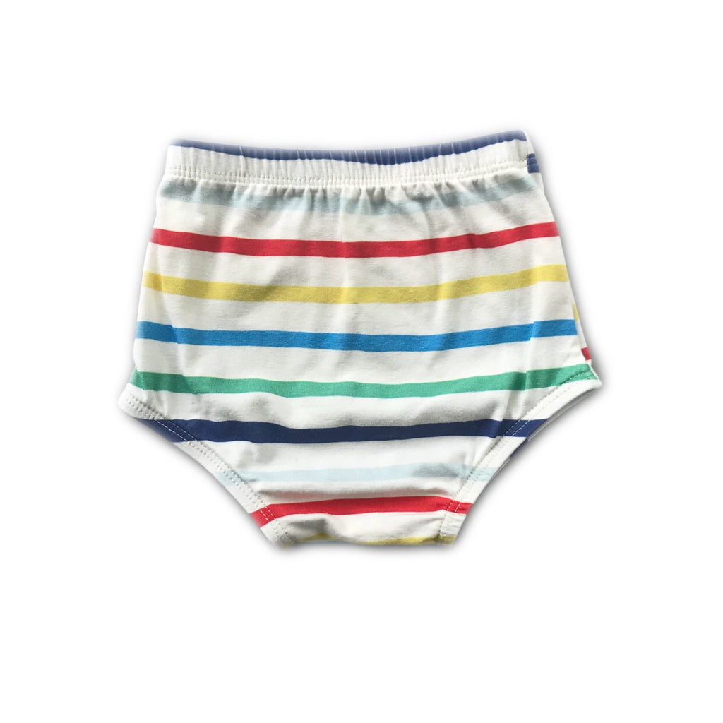 Primary Stripes Bloomers