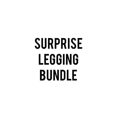 3 Pieces Leggings Surprise Bundle
