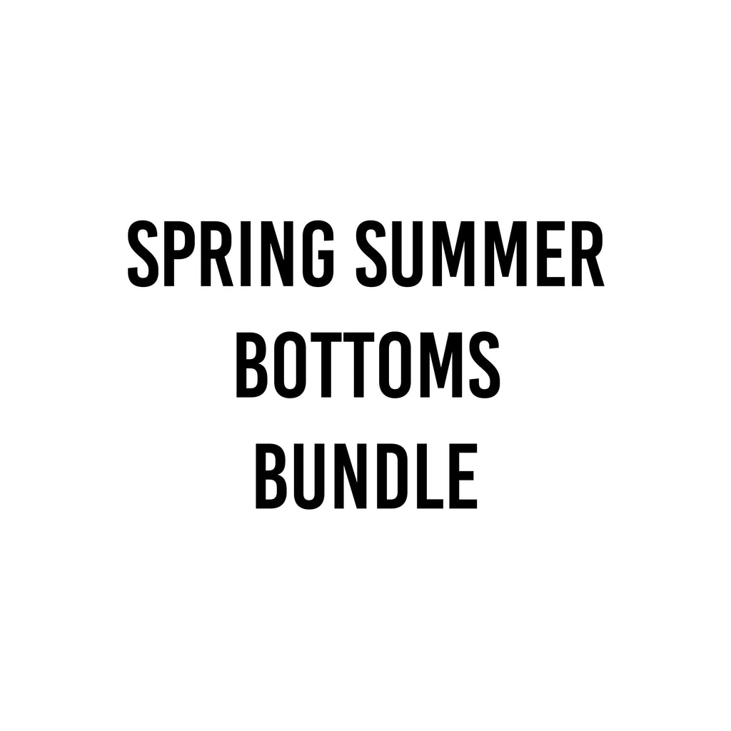 4 Piece Spring Summer Surprise Bloomer Bundle