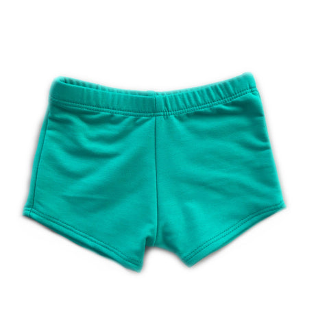 Jade French Terry Shorts
