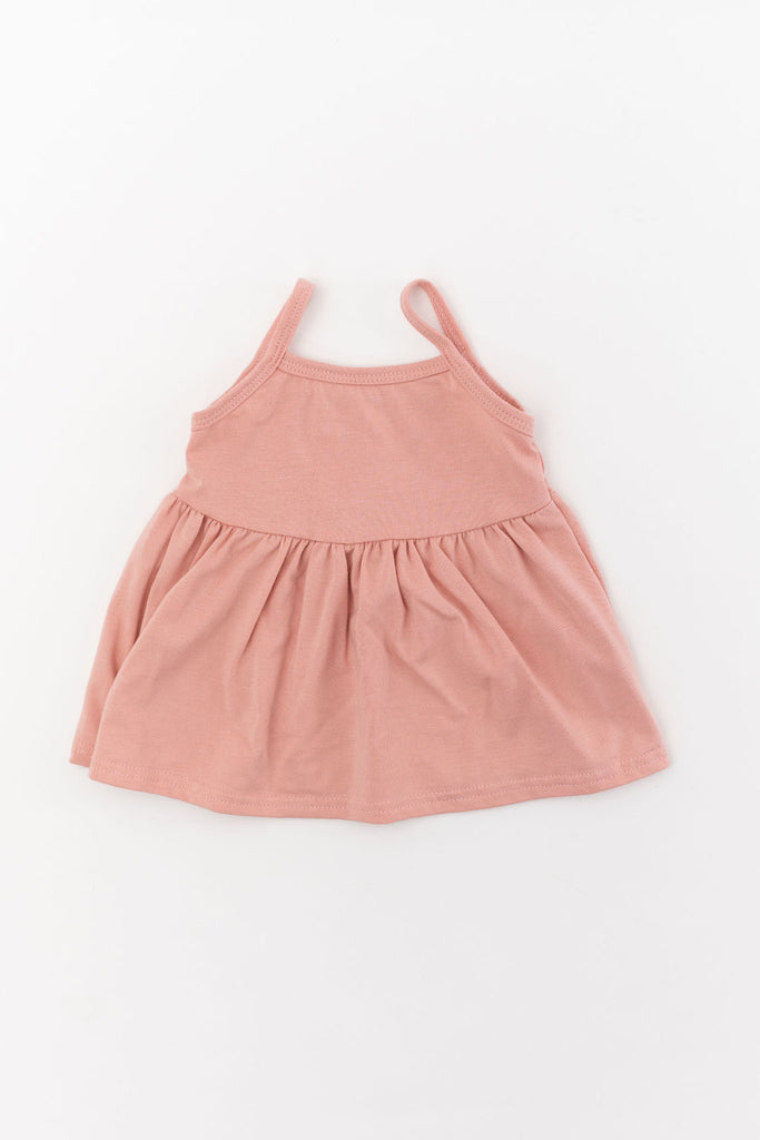 Dusty Pink Swing Tank