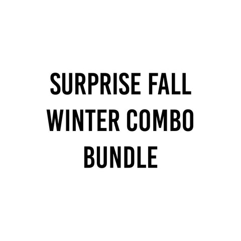 3 Pieces Fall/Winter Surprise Bundle