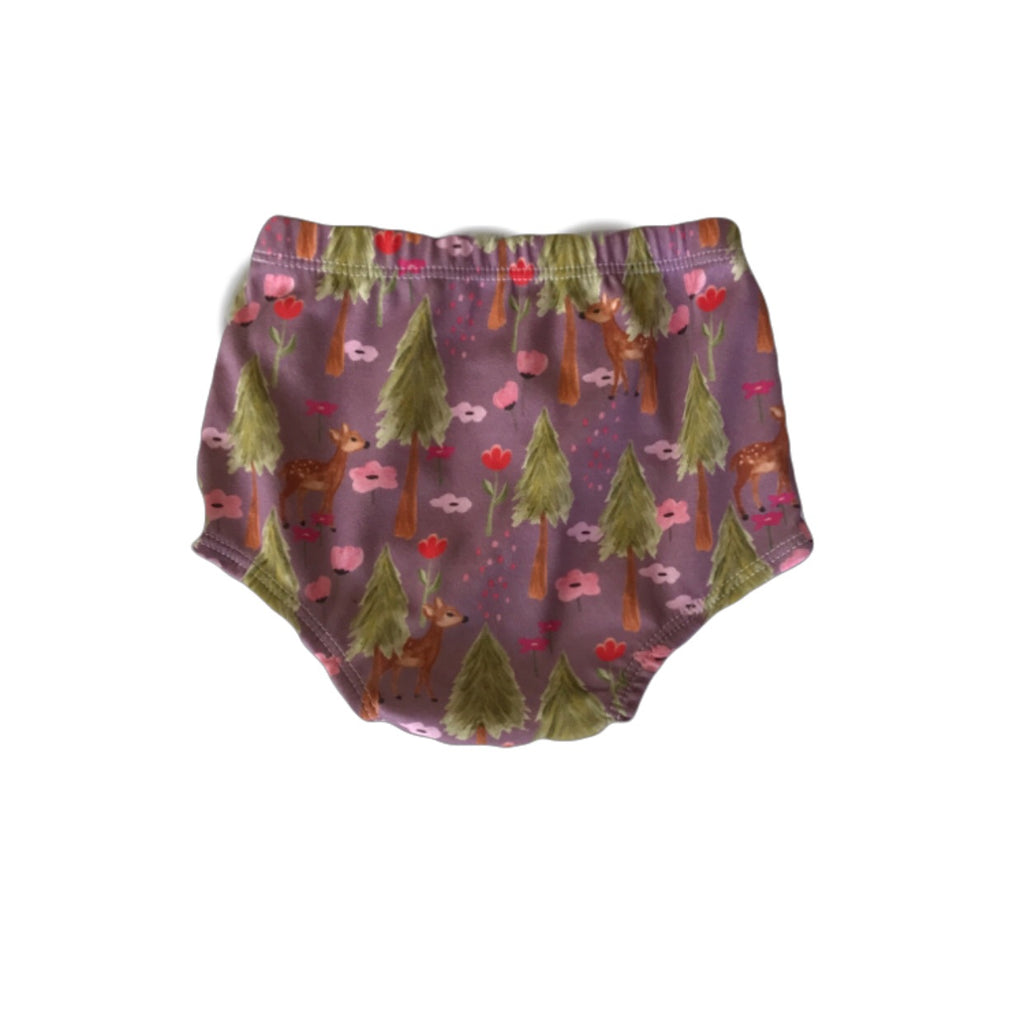 Fawn Floral Bloomers