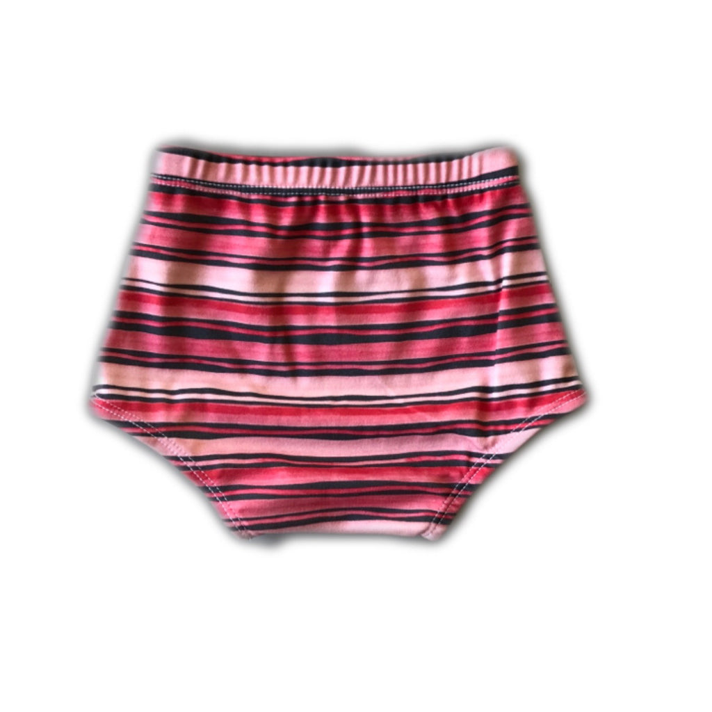 Red and Blue Stripe Bloomers