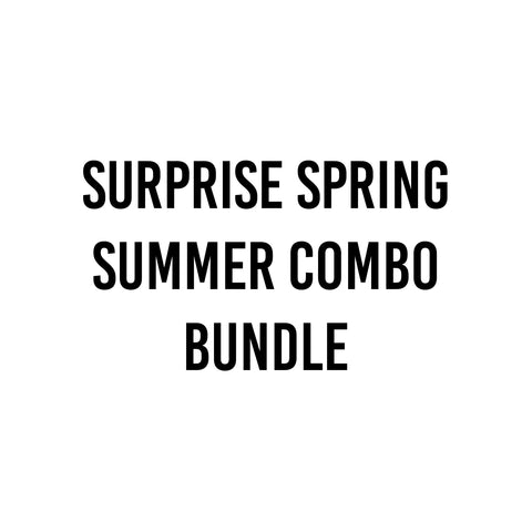 4 Pieces Spring/Summer Surprise Combo Bundle