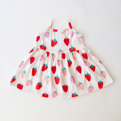 Wild Strawberry Swing Tank