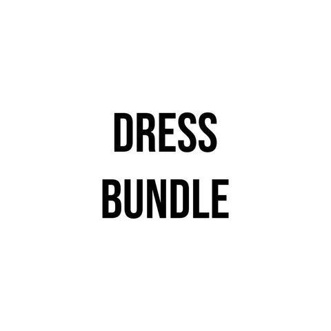 2 Piece Surprise Dress Bundle