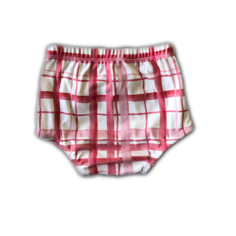 Red Plaid Bloomers