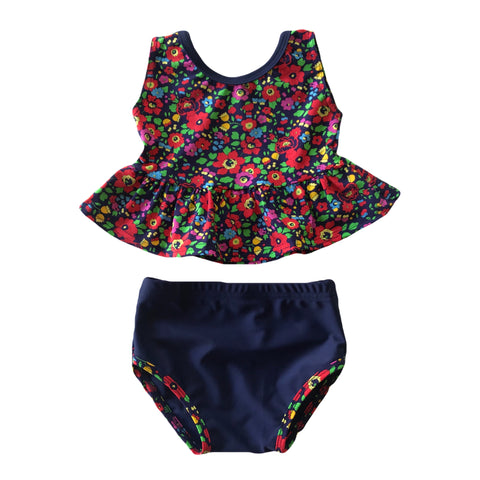 Navy Liberty Bathing Suit