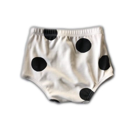 Black Dot Bloomers