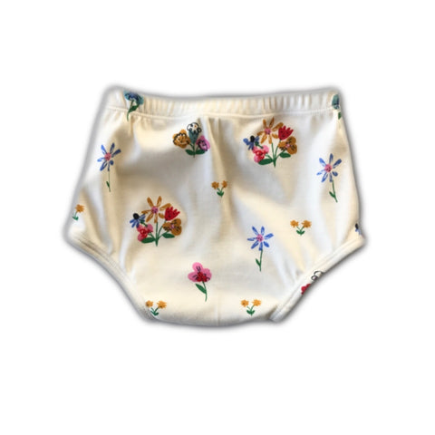 Bouquet Floral Bloomers