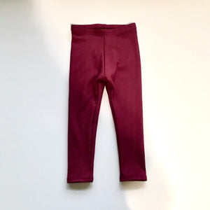 Mulberry Bamboo Fleece Leggings
