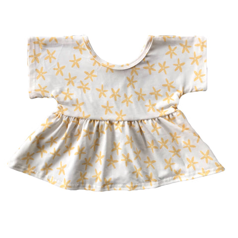 Golden Daisy Swing Top