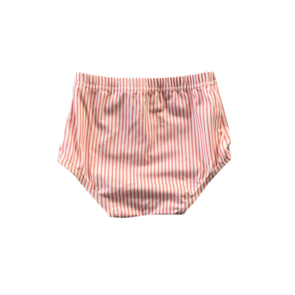 Peach Stripe Bloomers