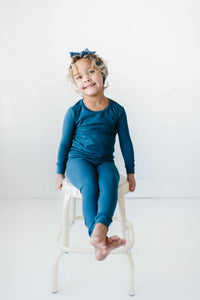 Blue Spruce Bamboo PJ Set